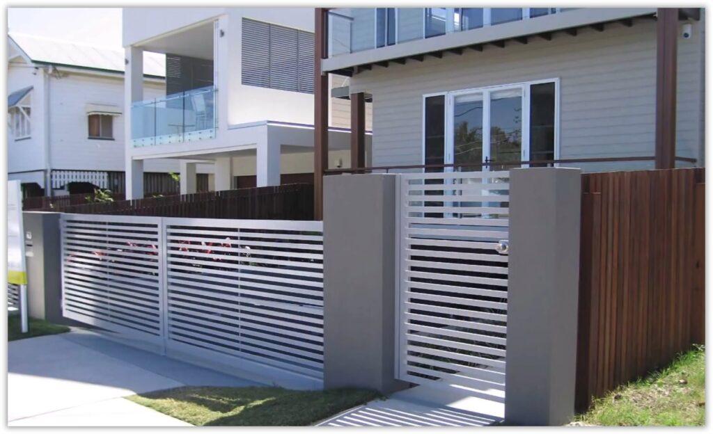 instalacion rejas de hierro en exteriores